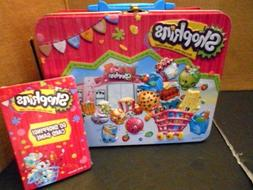 Shopkins Lunch Box  and Shopkins New Go Shopping Card Game S
