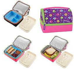 Shopkins - Thermos Lunch Box with Container - 100% PVC FREE