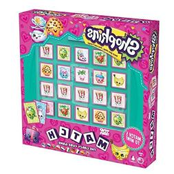 Top Trumps Shopkins Match Board Game