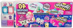 Shopkins Mega Pack 40 Toys Girls Collectible World Vacation