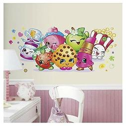 SHOPKINS PALS Large Wall Sticker Mural 1 Decal Grocery Chara