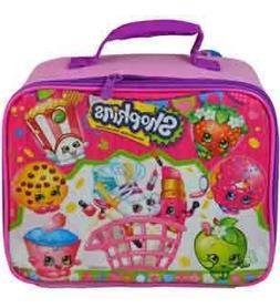Shopkins Rectangular Lunch Kit - Pink