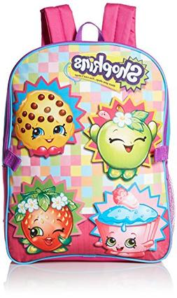 Shopkins School Backpack Set 16 Large Backpack with Matching