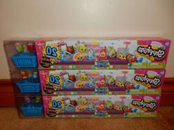 SHOPKINS SEASON 1 MEGA PACK GRAN JAM, SUDS, OR ALPHA SOUP YO