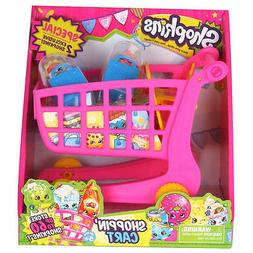 SHOPKINS SEASON 1 XL SHOPPING CART PLAYSET w/ EXCLUSIVE FIGU