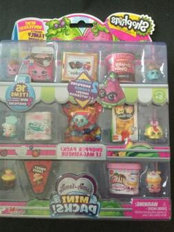 Shopkins Season 11 Family Mini Packs Shopper 16 Items 2 Hidd
