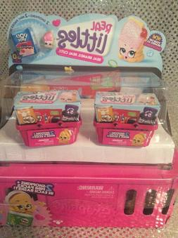 SHOPKINS SEASON 12 - REAL LITTLES BRANDS - LOT OF 2 MINI PAC