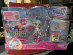 Shopkins Season 12 Real Littles Chrissy Puffs Shoppie Doll w