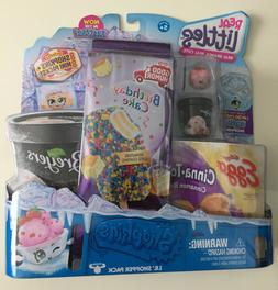 SHOPKINS Season 13 REAL LITTLES Now in the Freezer Lil Shopp