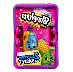 Shopkins Season 2 RARE Mystery Blind Basket 2 pack AUTHENTIC