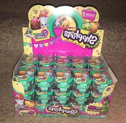 SHOPKINS SEASON 3 ~ FULL CASE OF 30 BLIND BASKETS ~ IN DISPL