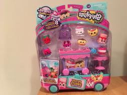 Shopkins Season 8 World Vacation Petite Sweets Collection Ex