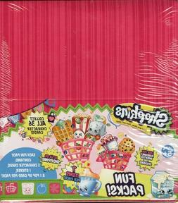 SHOPKINS SERIES 1 TRADING CARDS BOX BLOWOUT CARDS