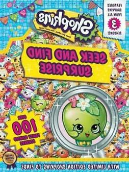 Shopkins: Shopkins Seek and Find Surprise! by little bee lit