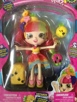 shopkins shoppie donatina brazil with 2 exclusive