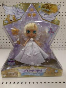 🔥Shopkins Shoppies 2019 Angelique Star Doll Figure Specia
