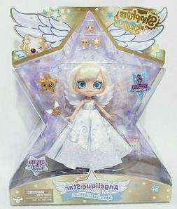 Shopkins Shoppies Angelique Star Doll Figure Special Edition