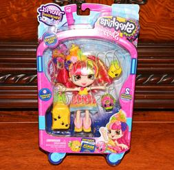 Shopkins Shoppies Doll DONATINA Brazil Season 8 Wave 3 World