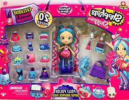 Shopkins Shoppies Food Fair Exclusive 20 Piece Polli Polish