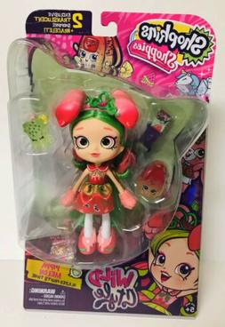 Shopkins Shoppies Pippa Melon Wild Style Doll