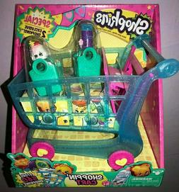 SHOPKINS SHOPPIN CART HOLDS 60 SHOPKINS **NEW**