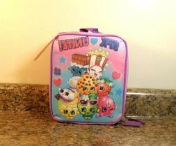 Shopkins Soft Insulated Lunch Bag Girls NEW