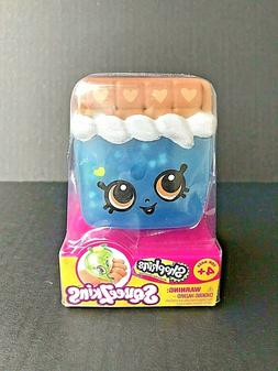 Shopkins Squeezkins CHEEKY CHOCOLATE Squishy Squeezable Gel