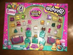 SHOPKINS SUPER SHOPPER PACK SEASON 3 Easter Birthday Gift