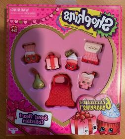 Shopkins Sweet Heart Collection Valentines Day & Squeezkins