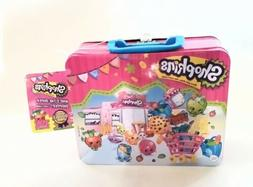 Shopkins Top Trumps Collectors Tin With Card Game