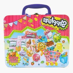 Shopkins Top Trumps Collectors Tin with Whos The Super Shopp