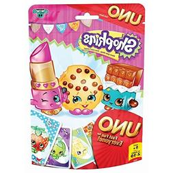 Shopkins Uno Foil Bag Card Game by Cardinal