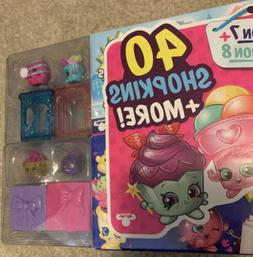 Shopkins World Vacation Season 8 & Season 7- Mega Pack 40 Sh