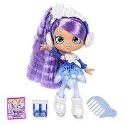 "Shopkins 5"" Shoppie Doll with Matching and Accessories- Crys"
