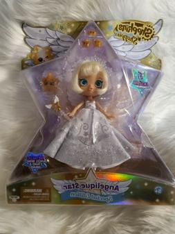 Shopkins Shoppies ANGELIQUE STAR Special Edition Angel Doll