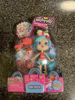 Shoppies Doll Jessicake Exclusive Shopkins & Accessories New