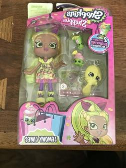 Shopkins Shoppies Doll Single Pack - Lemony Limes