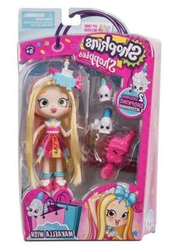 Shopkins Shoppies Doll Single Pack - Makaella Wish