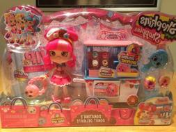 Shoppies EXCLUSIVE doll Set DONATINA'S DONUT DELIGHTS - 6 Sh
