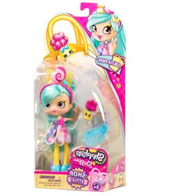 Shopkins Shoppies Lolita Pops Doll Shop Style with Libby Lol