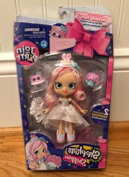 Shopkins Shoppies Party Doll Bridie Wedding Party New Rare
