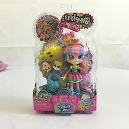 Shopkins Shoppies Rainbow Kate Doll & Accessories NEW Moose