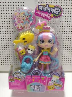 Shopkins Shoppies Rainbow Kate Doll Set
