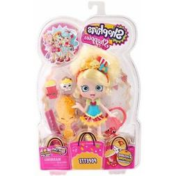 Shopkins Shoppies S1 Doll Pack Popette