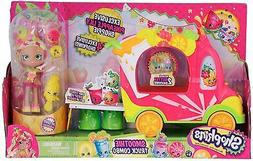 Shopkins Shoppies Smoothie Truck Combo Playset