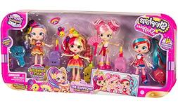 Shopkins Shoppies World Vacation BFF Travel Pack Playset