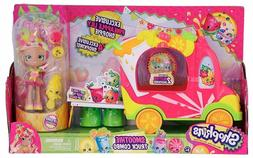 SHOPKINS SMOOTHIE TRUCK COMBO 56332 - NEW SHOPPIES PINEAPPLE
