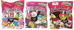 SHOPKINS Squish-Dee-Lish Blind Bags - Squeeze Me Series 1, 2
