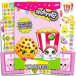 Shopkins Stickers Party Pack ~ Over 295 Shopkins Stickers wi