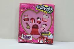 SHOPKINS Sweet Heart Collection - Valentines Day